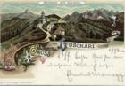 b 1897 Arch. R. Domenig cartolina