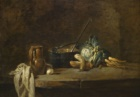Jean- Baptiste Siméon Chardin-_ Natura morta_1732