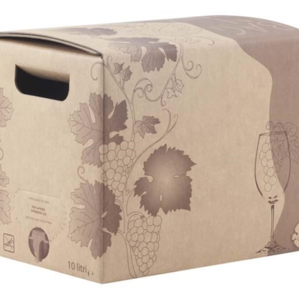 Bag in Box 10 litris vin