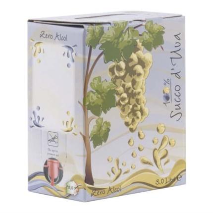 Bag in Box 3 litris Struc di uve