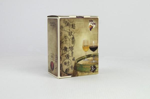 Bag in Box generiche vin