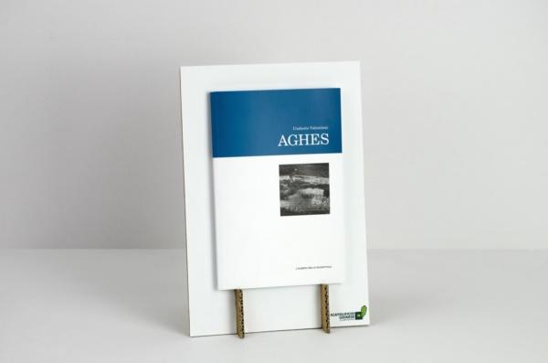 Espositore porta leaflet in cartone pressato